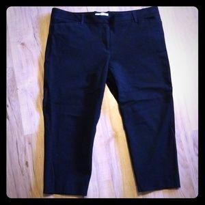 Gap bi-stretch cropped pants